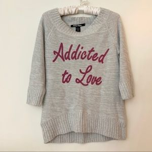 NWT Gray Sweater